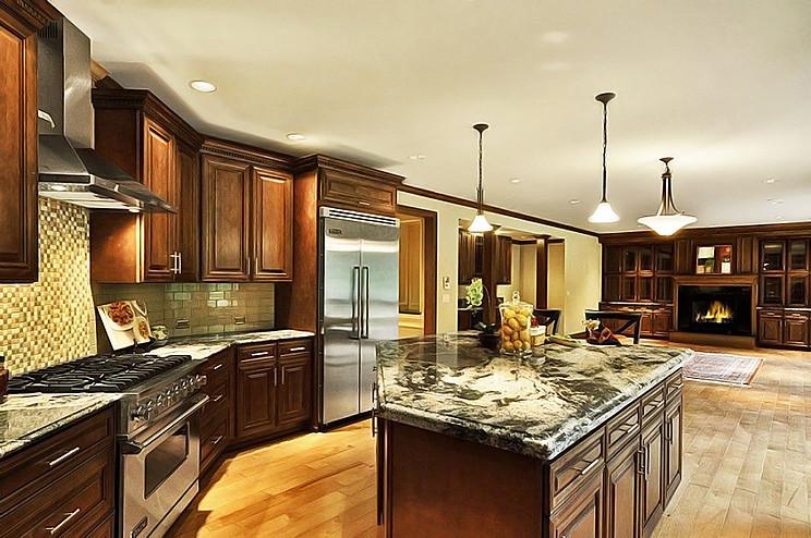 Chocolate maple m01 building materials supplies - Wholesale granite countertops phoenix az ...